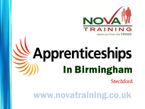 NEW Apprenticeships and Training opportunities in Birmingham