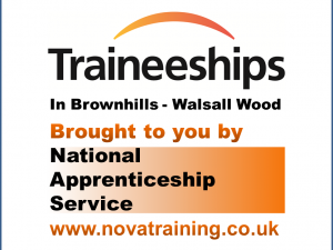 Traineeships in Brownhills - Walsall Wood