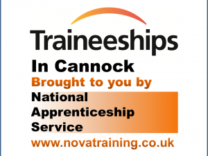 Traineeships in Cannock