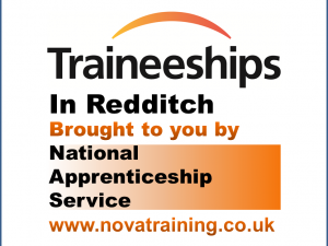 Traineeships in Redditch