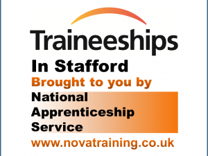 Traineeships in Stafford