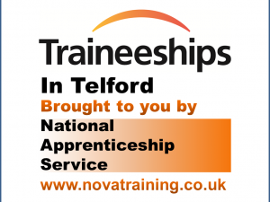 Traineeships in Telford