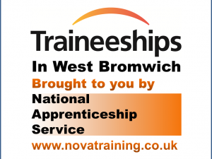 Traineeships in West Bromwich