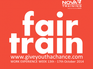 WORK EXPERIENCE WEEK 13th - 17th October 2014