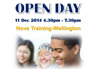 Wellington - Open Day - 11 Dec 2014