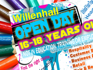 Willenhall Open Day Wednesday 3rd June  9am to 4pm