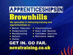 Apprenticeships In Brownhills