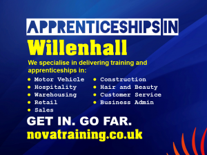 Apprenticeships In Willenhall