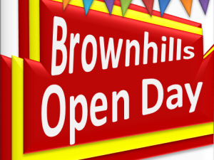 Brownhills Open Day
