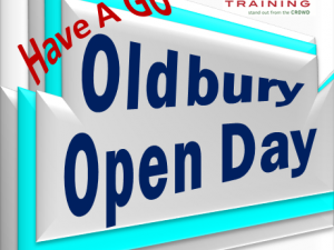 Oldbury Open Day - Nova Training 23-May-2013