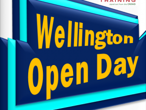 Wellington Open Day - Nova Training 24-May-2013