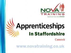 Apprenticeships In Staffordshire, Cannock