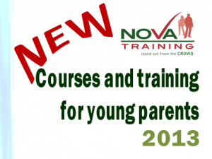 NEW Courses & Training For Young Parents