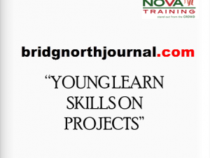 YOUNG LEARN SKILLS ON PROJECTS Telford and Wrekin