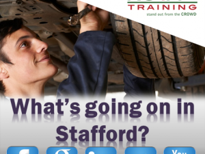 What's going on in Stafford?