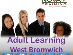 Adult Learning in WestBromwich 19+