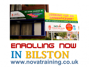 LATEST NEWS: New Training Centre in Bilston is now open!!!