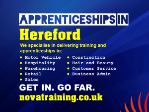 Apprenticeships In Hereford
