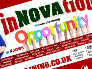 NEW JOBS CREATED IN THE MIDLANDS & EAST OF ENGLAND