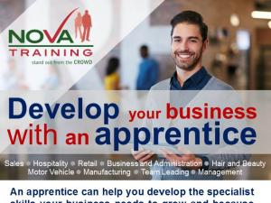 Develop Your Business With An Apprentice!