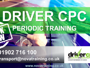 Driver CPC Training In Wolverhampton