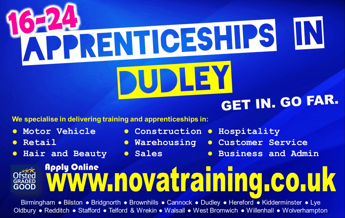APPRENTICESHIPS IN DUDLEY