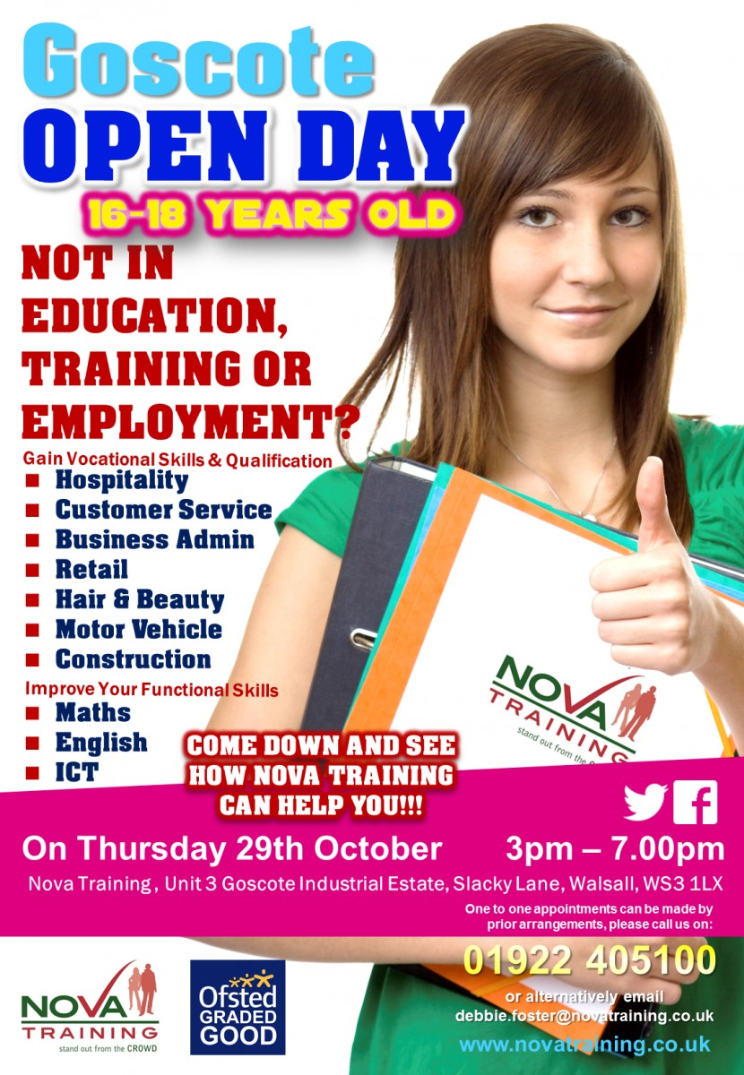 Walsall Open Day 2015