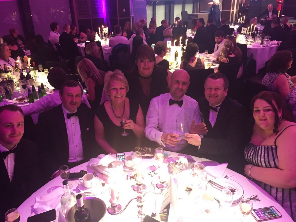 IT'S OFFICIAL, WE'RE THE TRAINING PROVIDER OF THE YEAR!