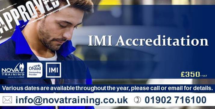 IMI Accreditation
