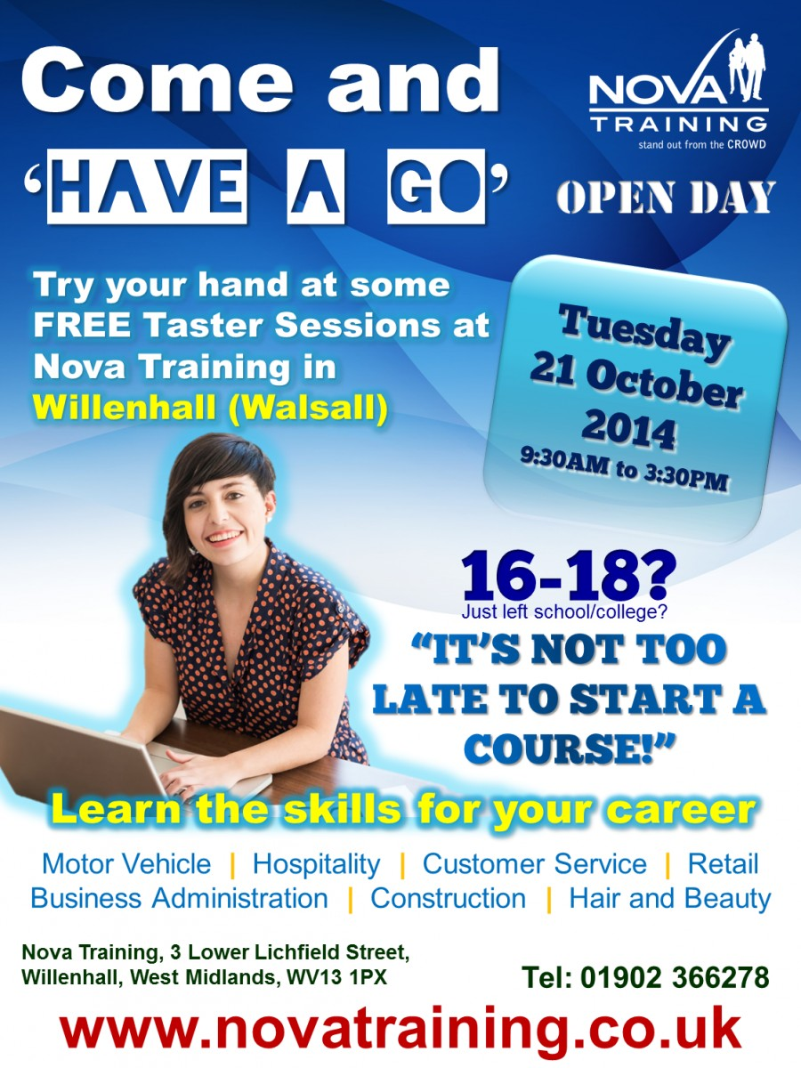 Willenhall (Walsall) Open Day