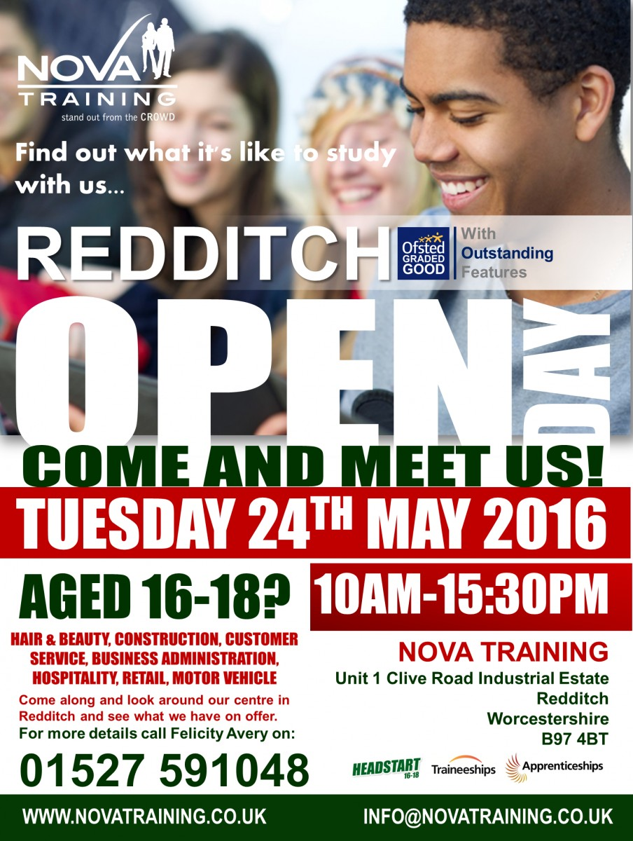 Redditch‬ - ‪OpenDay